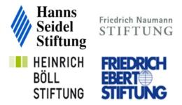 Religionspolitisches Seminar 2013, Hanns-Seidel-Stiftung, Friedrich-Naumann-Stiftung für die Freiheit, Heinrich-Böll-Stiftung, Friedrich-Ebert-Stiftung