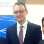 Forum Offene Religionspolitik zu Besuch beim Verband der Migrantenwirtschaft